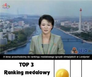 Wiadomości w Korei Północnej