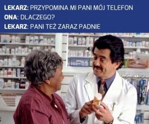 Cóż za lekarska metafora