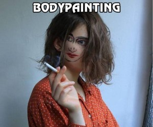 Bodypainting - Level: Beginner