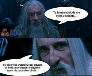 Oj Sarumanie, Sarumanie...