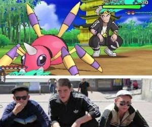 Nowy team w Pokemonach jest z Rosji?