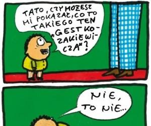 Gest Kozakiewicza