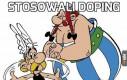 Stosowali doping