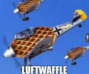 Luftwafle