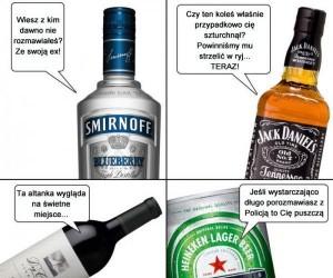 Porady alkoholu