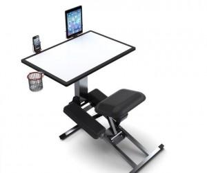 Przenośne biurko