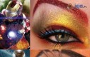 Makijaż inspirowany superbohaterami