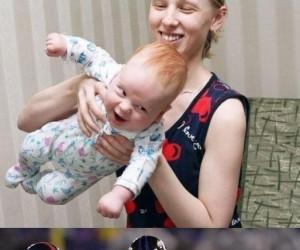 Photoshop: niemowlak