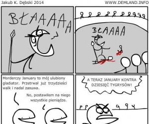 Morderczy January