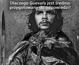Guevara do tablicy!