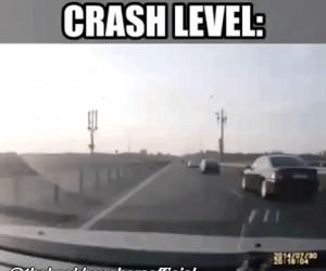 Jak mieć wypadek, to ze stylem!