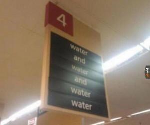Woda... Gdyby ktoś nie wiedział