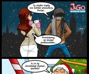 Dawno temu ja też wierzyłam w piękno Świąt...