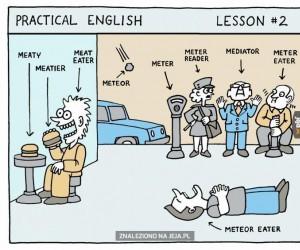 Praktyczna lekcja angielskiego