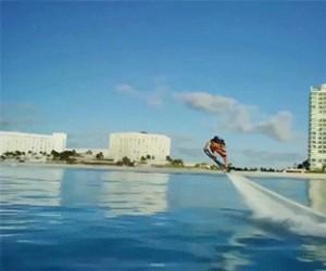 Skakałbym, latałbym, pływałbym!