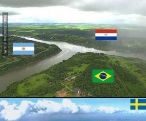 Różnice między krajami
