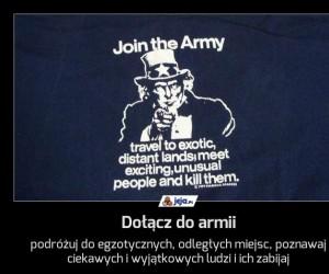 Dołącz do armii