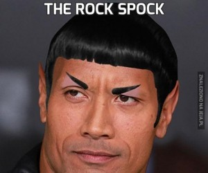 The Rock Spock