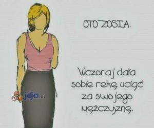 Oto Zosia.