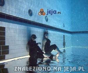 Podwodny relaks