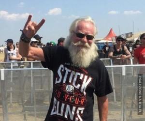 Na metal nigdy nie jesteś za stary!