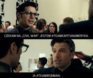 Co poróżniło Batmana i Supermana