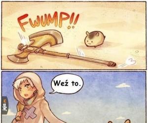 Towarzysze w grach RPG