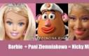 Barbie + Pani Ziemniakowa = ?