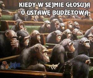 Kiedy w sejmie głosują o ustawę budżetową
