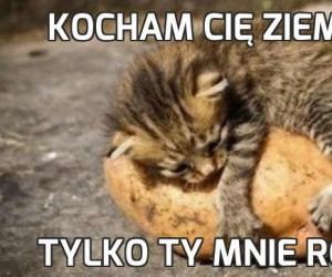 Kocham cię ziemniaczku