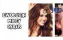 Ewolucja Miley Cyrus