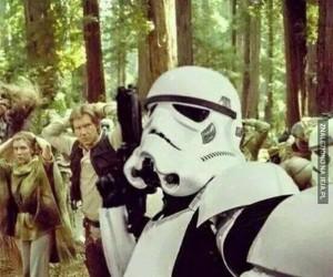 Leci selfik dla Vadera