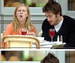 Pierwsze randki są dziwne...