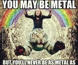 """Bardziej """"metalowy"""" nie będziesz"""
