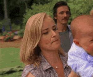 Trzymaj dziecko!