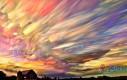 Niesamowite niebo w Kanadzie