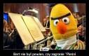 Bert nie był pewien, czy zagranie