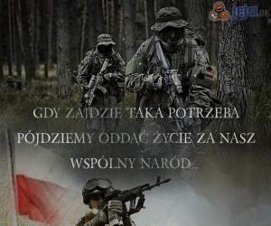 Kochaj żołnierza