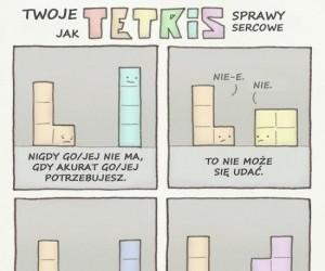 Miłość jest jak Tetris