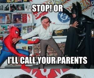 Stój albo zabiję Twoich rodziców!