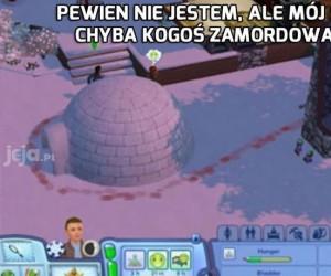 Trup w SimCity
