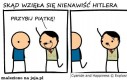 Nienawiść Hitlera