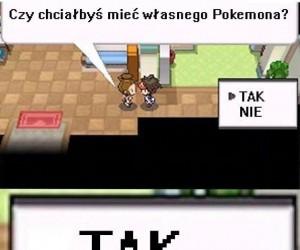 Najkrótsza gra o Pokemonach ever