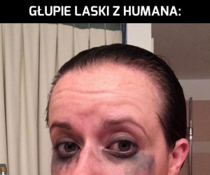 Makijaż vs prysznic