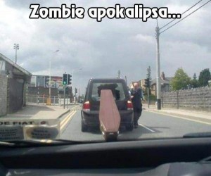 Zombie apokalipsa...