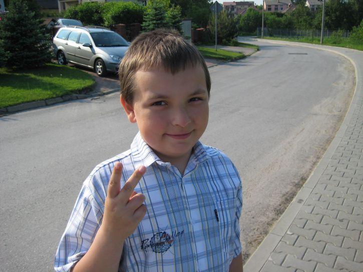 Ja kiedy miałęm 8 lat