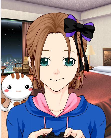 Ja jako anime ^_^