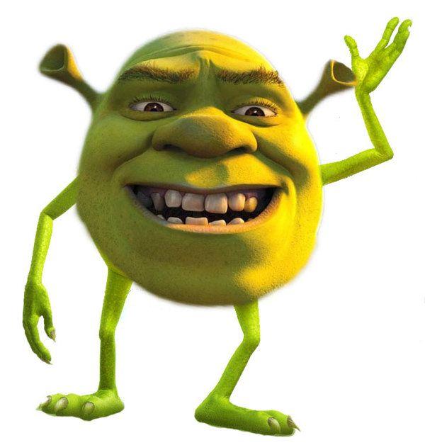 XD Shrek