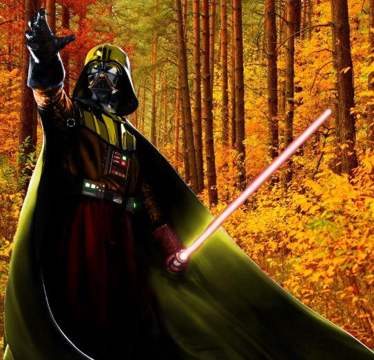 Vader jesienny