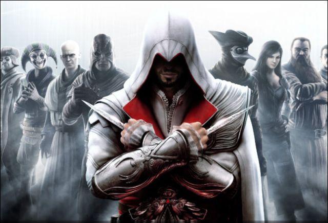 Gry z serii Assassin's Creed są cool!